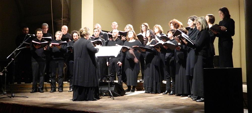 Coro San leonardo 2012