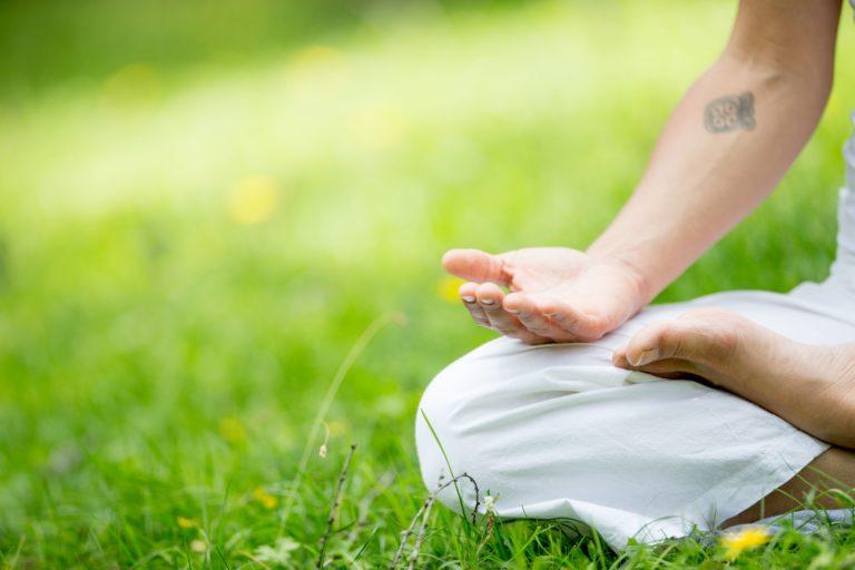 yoga parco